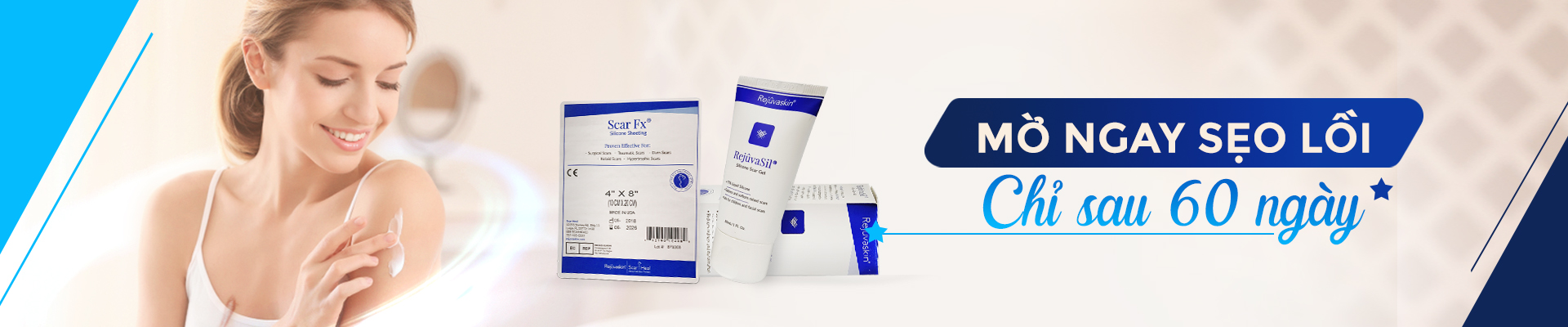 đặc trị sẹo lòi sẹo phì đại